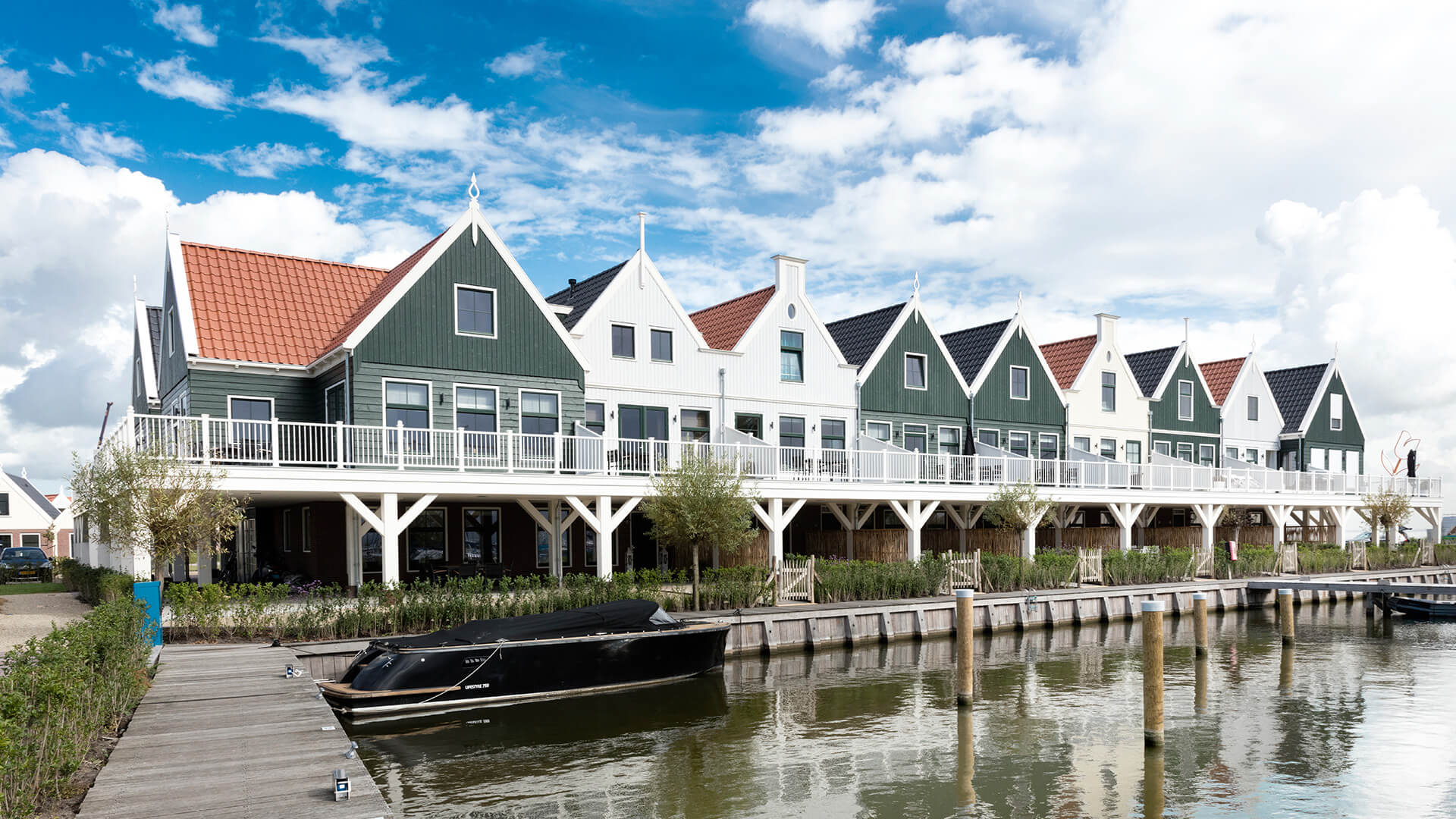 Luxe Keukens Amsterdam : Luxe keukens voor uniek recreatiepark
