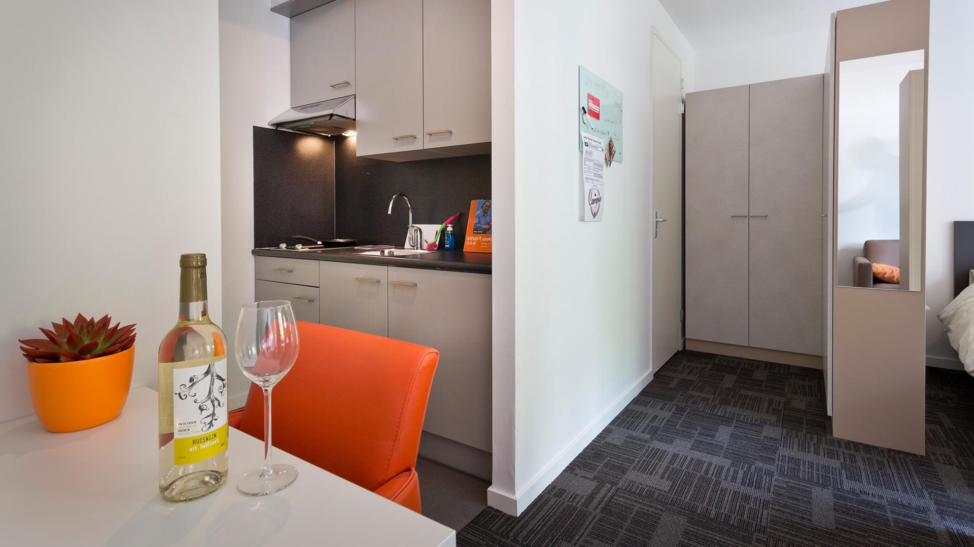 Home Design Keukens : Designkeukens per week voor slim campusproject