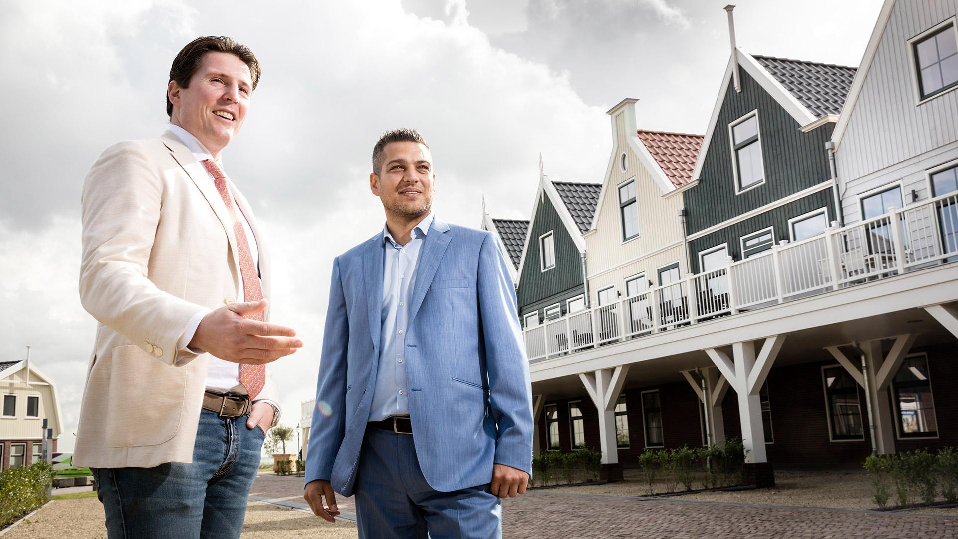 Luxe keukens voor uniek recreatiepark EuroParcs Resort Poort van Amsterdam