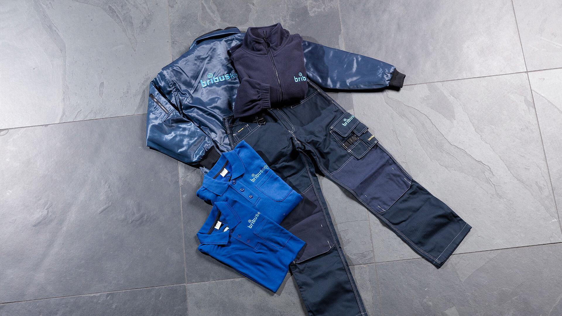 Bribus - Bedrijfskleding en persoonlijke beschermingsmiddelen