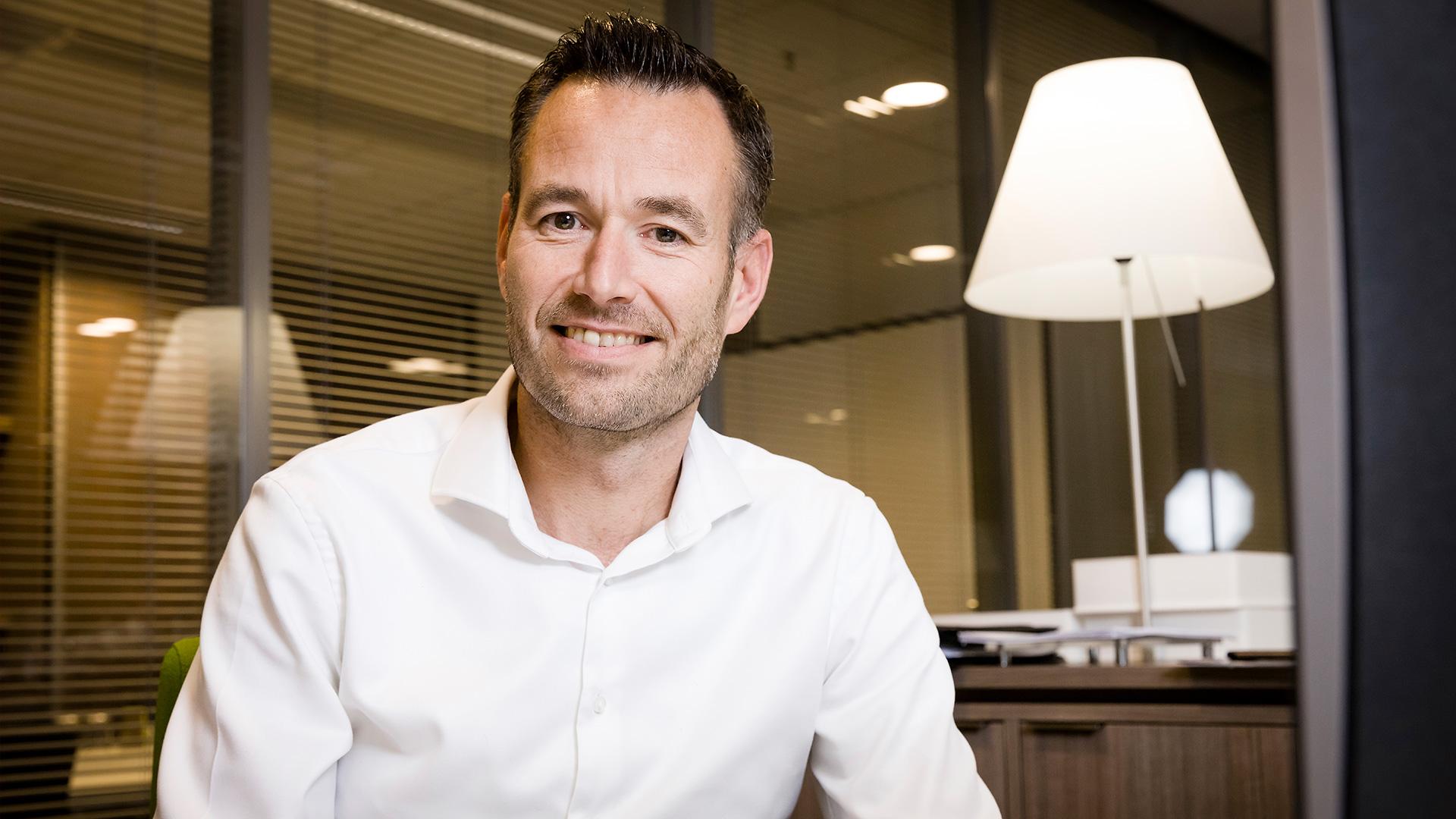 Martijn Groot Wassink - Hoofd Verkoopbinnendienst