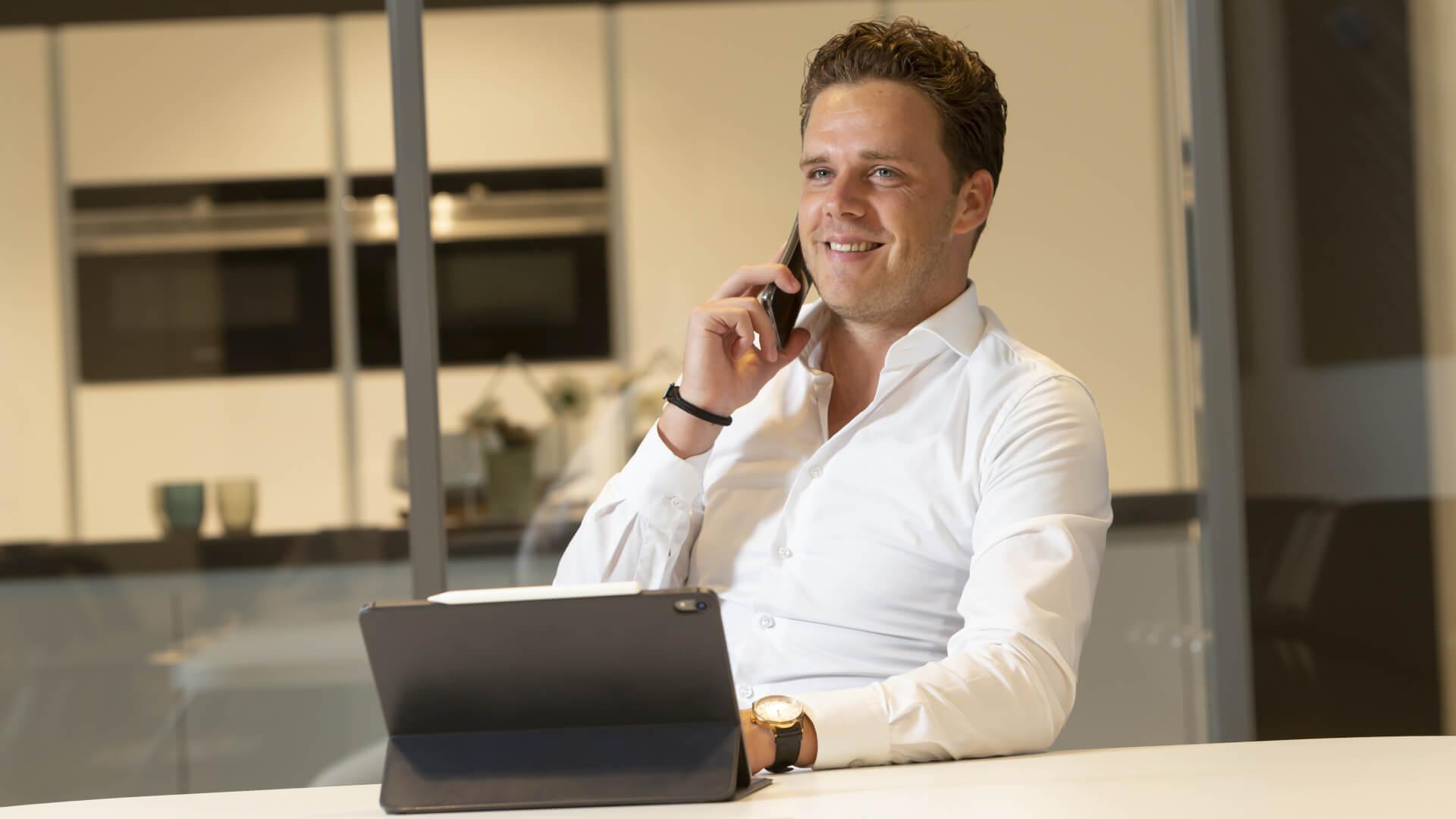 Thijs van Westerop - Accountmanager
