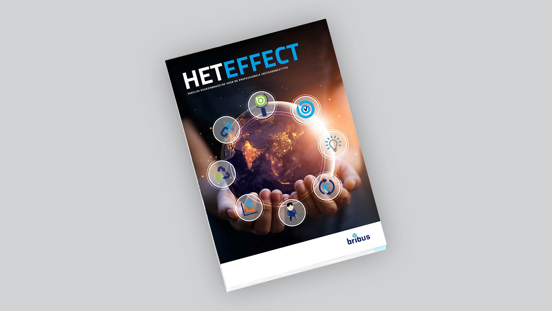 Bribus Keukens - Het Effect magazine