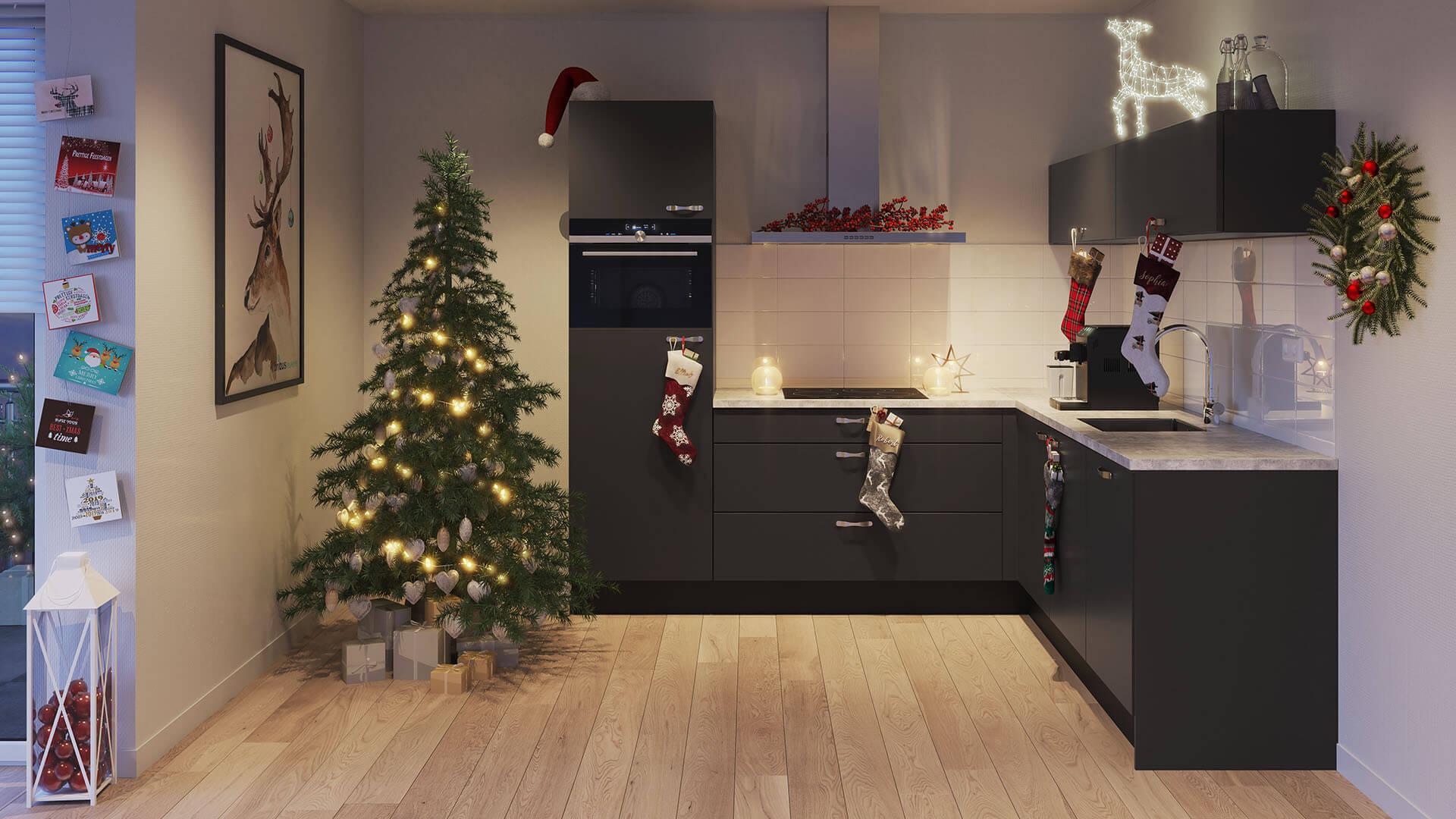 Kerst bij Bribus
