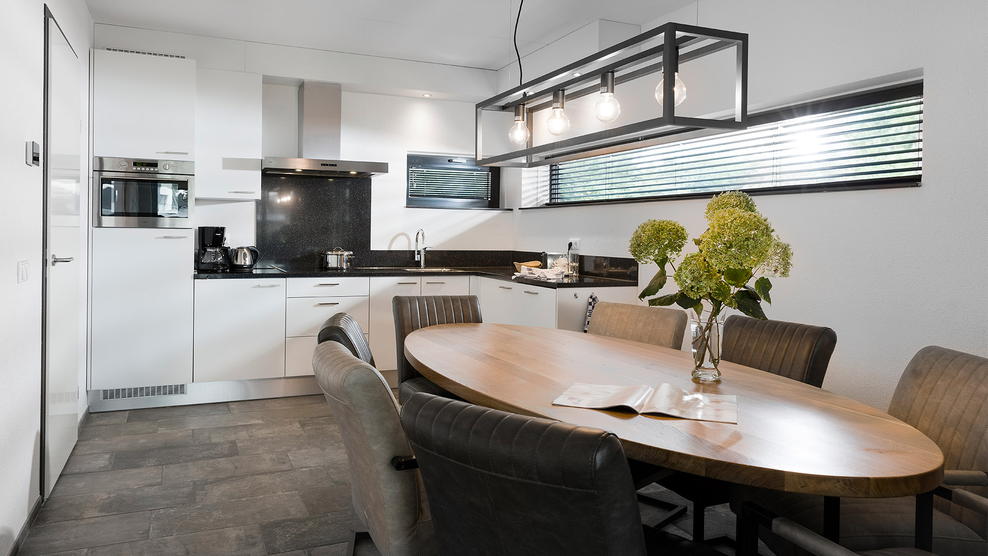 21 luxe villa's met dito keukens