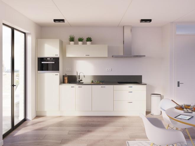 Bribus keuken - keukenontwerp Keukenontwerp 012909 - Studio B