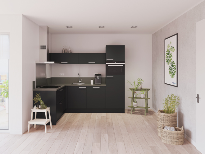 Bribus keuken - keukenontwerp Keukenontwerp 023309 - Studio B