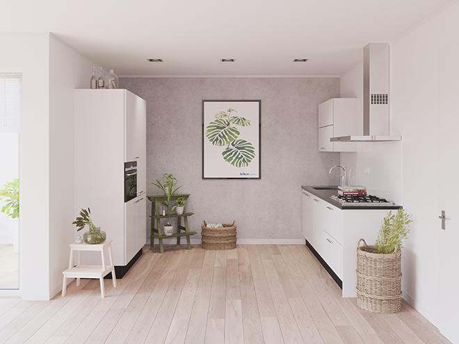Bribus keuken - keukenontwerp Keukenontwerp 023605 - Studio B