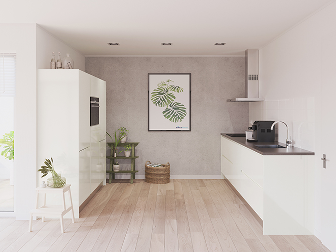 Bribus keuken - keukenontwerp Keukenontwerp 023808 - Studio B
