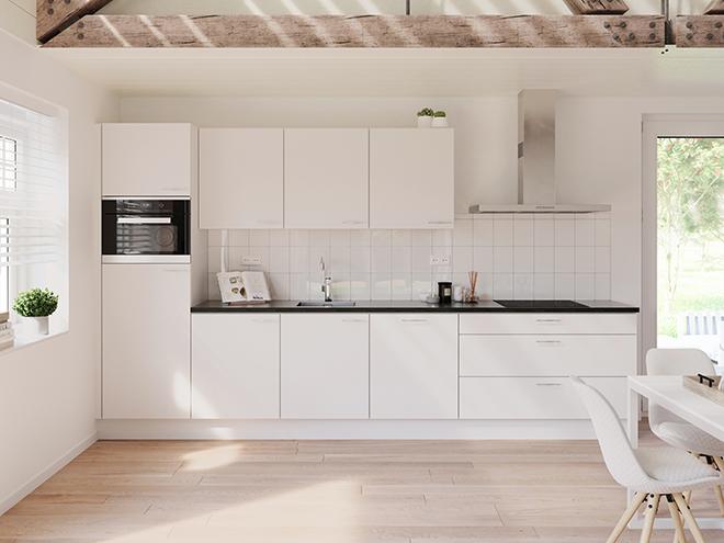 Bribus keuken - keukenontwerp Keukenontwerp 064505 - Studio B