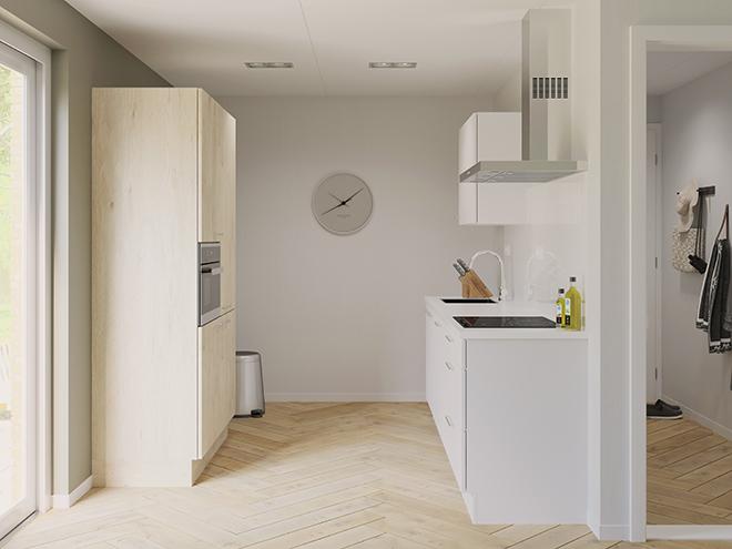 Bribus keuken - keukenontwerp Keukenontwerp 074905 - Studio B
