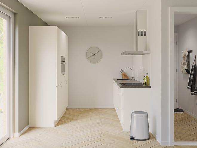 Bribus keuken - keukenontwerp Keukenontwerp 075002 - Studio B