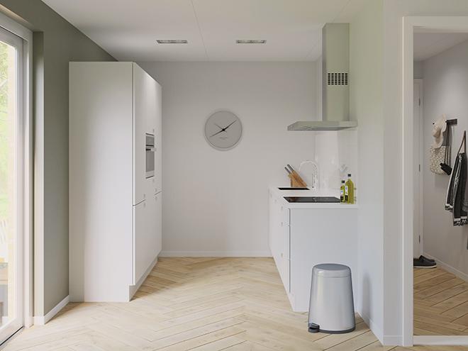 Bribus keuken - keukenontwerp Keukenontwerp 075005 - Studio B
