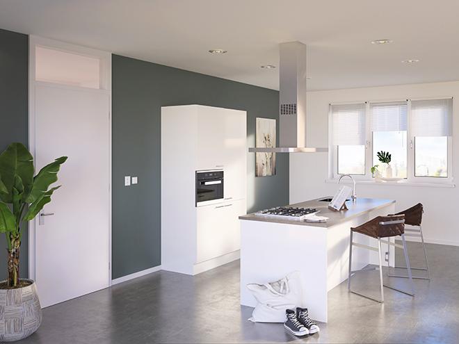 Bribus keuken - keukenontwerp Keukenontwerp 085204 - Studio B