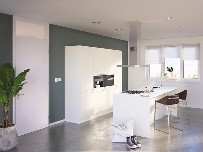 Bribus keuken - keukenontwerp Keukenontwerp 085407 - Studio B