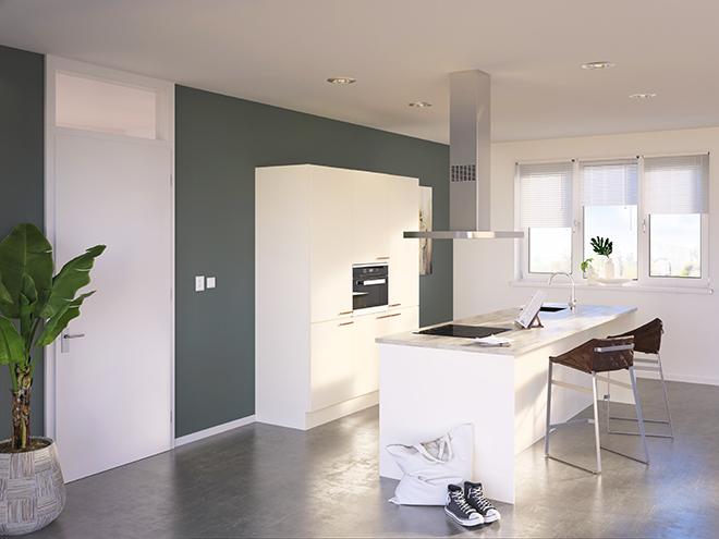 Bribus keuken - keukenontwerp Keukenontwerp 085506 - Studio B