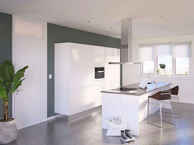 Bribus keuken - keukenontwerp Keukenontwerp 085608 - Studio B