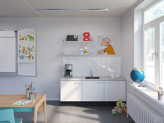 Bribus Keukens - Studio B - keukenontwerp Keukenontwerp 095701 - Studio B