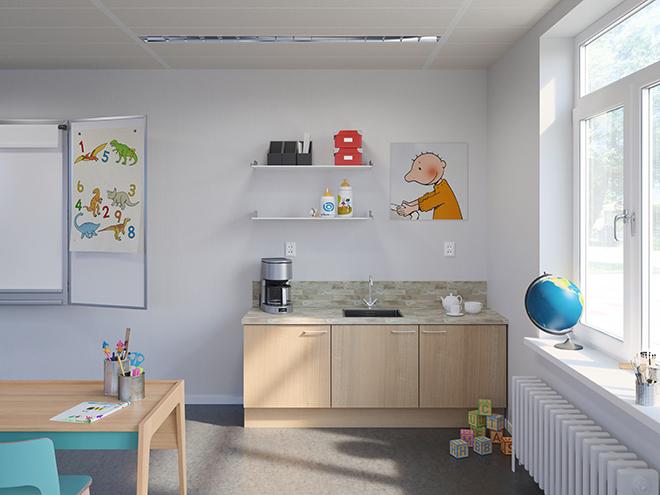 Bribus Keukens - Studio B - keukenontwerp Keukenontwerp 095703 - Studio B