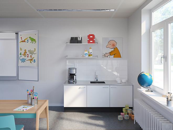Bribus keuken - keukenontwerp Keukenontwerp 095704 - Studio B