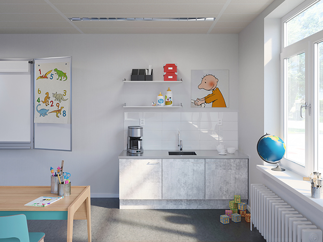 Bribus keuken - keukenontwerp Keukenontwerp 095705 - Studio B