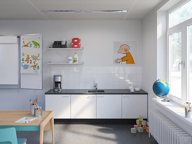 Bribus keuken - keukenontwerp Keukenontwerp 095801 - Studio B