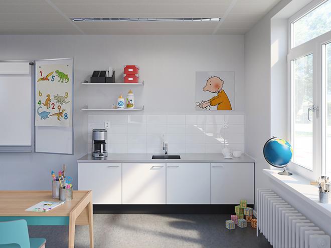 Bribus keuken - keukenontwerp Keukenontwerp 095804 - Studio B