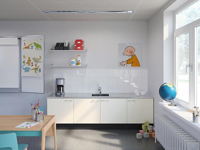 Bribus keuken - keukenontwerp Keukenontwerp 095805 - Studio B