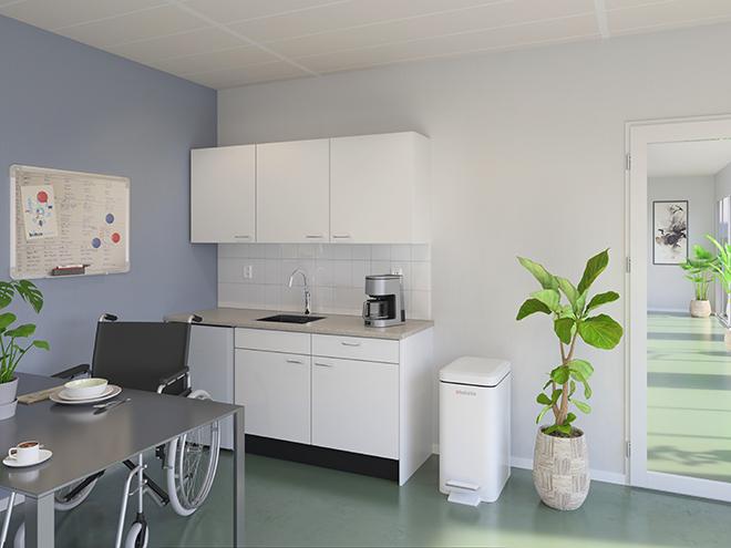 Bribus keuken - keukenontwerp Keukenontwerp 105901 - Studio B