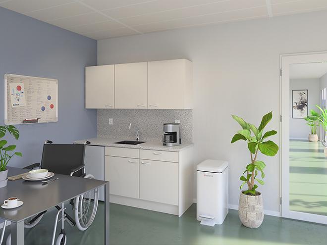 Bribus keuken - keukenontwerp Keukenontwerp 105902 - Studio B
