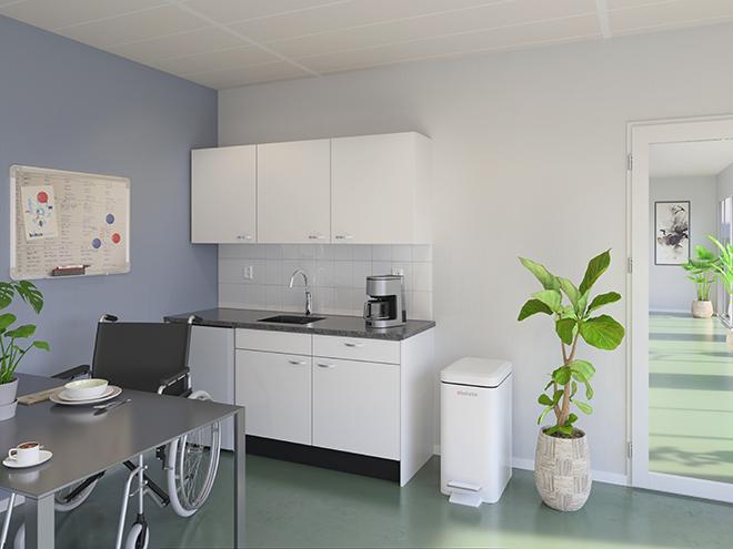 Bribus keuken - keukenontwerp Keukenontwerp 105904 - Studio B