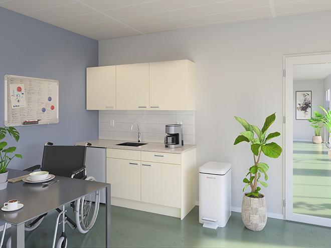 Bribus keuken - keukenontwerp Keukenontwerp 105905 - Studio B