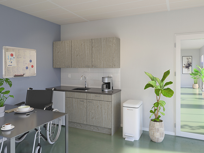 Bribus keuken - keukenontwerp Keukenontwerp 105906 - Studio B