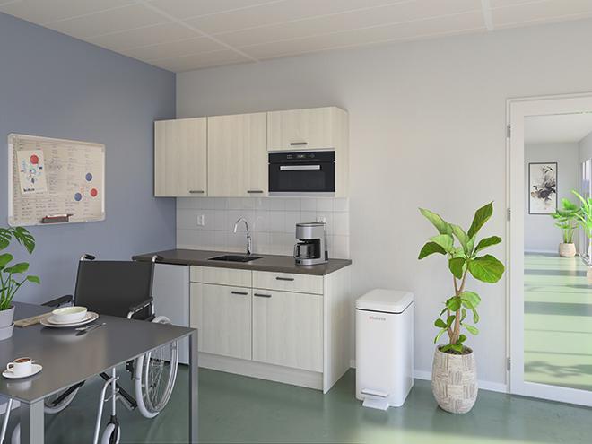 Bribus keuken - keukenontwerp Keukenontwerp 106003 - Studio B
