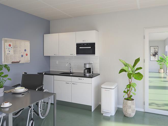 Bribus keuken - keukenontwerp Keukenontwerp 106004 - Studio B
