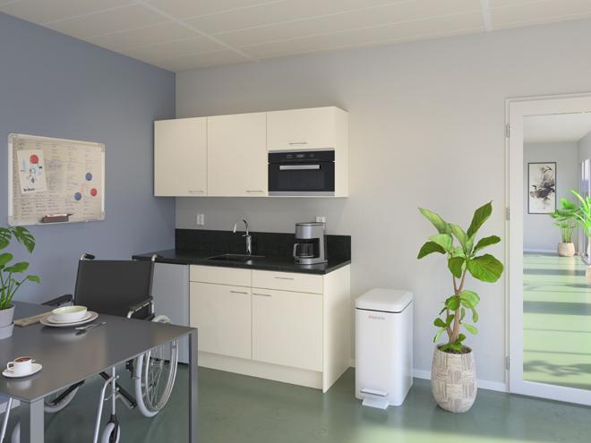 Bribus keuken - keukenontwerp Keukenontwerp 106007 - Studio B
