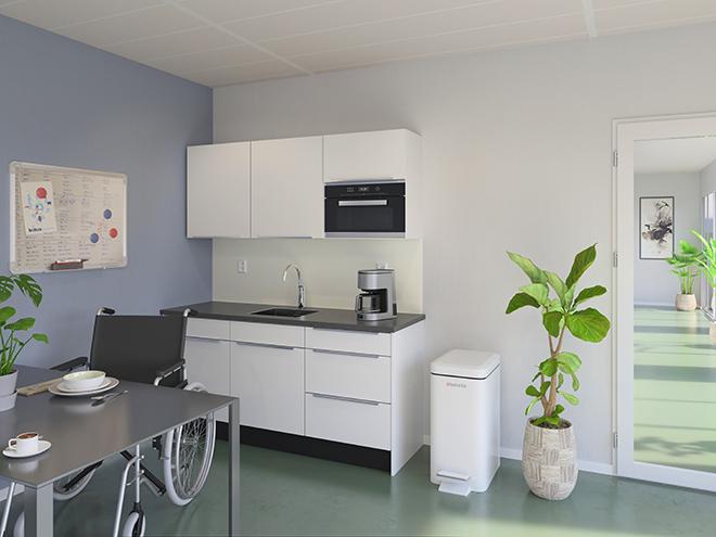 Bribus keuken - keukenontwerp Keukenontwerp 106101 - Studio B