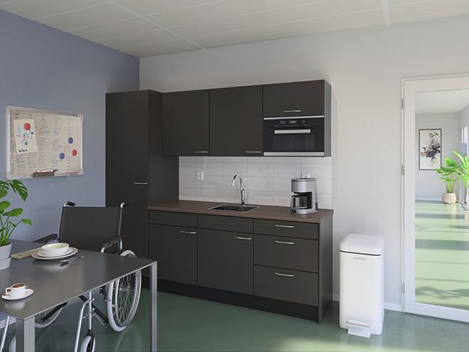 Bribus keuken - keukenontwerp Keukenontwerp 106202 - Studio B