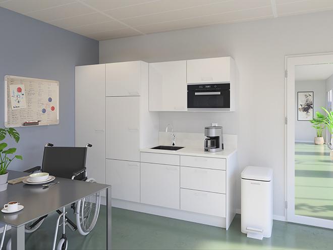 Bribus keuken - keukenontwerp Keukenontwerp 106304 - Studio B