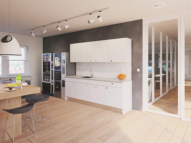 Bribus keuken - keukenontwerp Keukenontwerp 110201 - Studio B