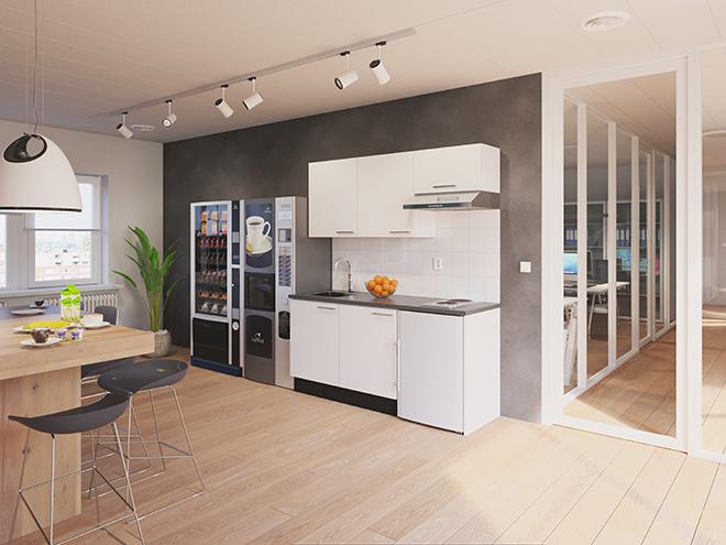 Bribus keuken - keukenontwerp Keukenontwerp 110301 - Studio B