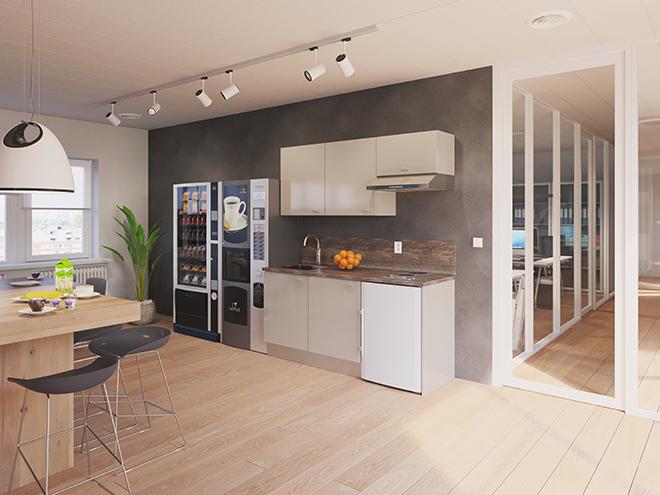 Bribus keuken - keukenontwerp Keukenontwerp 110304 - Studio B