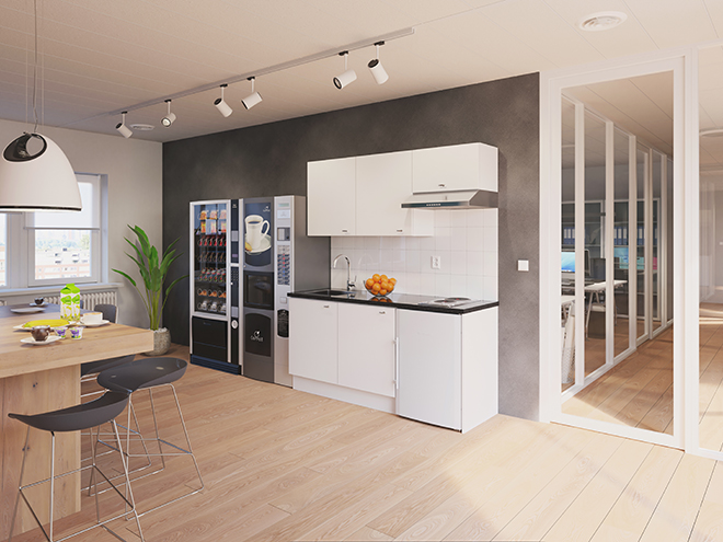 Bribus keuken - keukenontwerp Keukenontwerp 110305 - Studio B