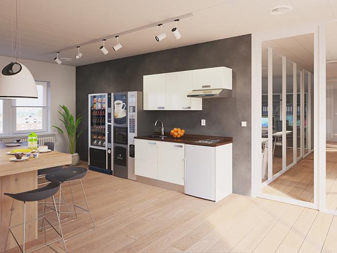 Bribus keuken - keukenontwerp Keukenontwerp 110308 - Studio B