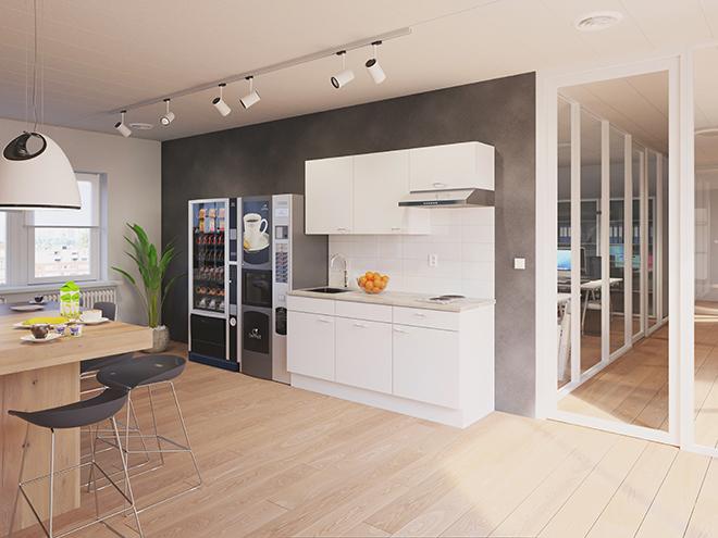 Bribus keuken - keukenontwerp Keukenontwerp 110501 - Studio B