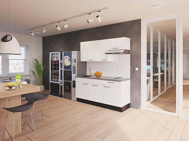 Bribus keuken - keukenontwerp Keukenontwerp 110504 - Studio B