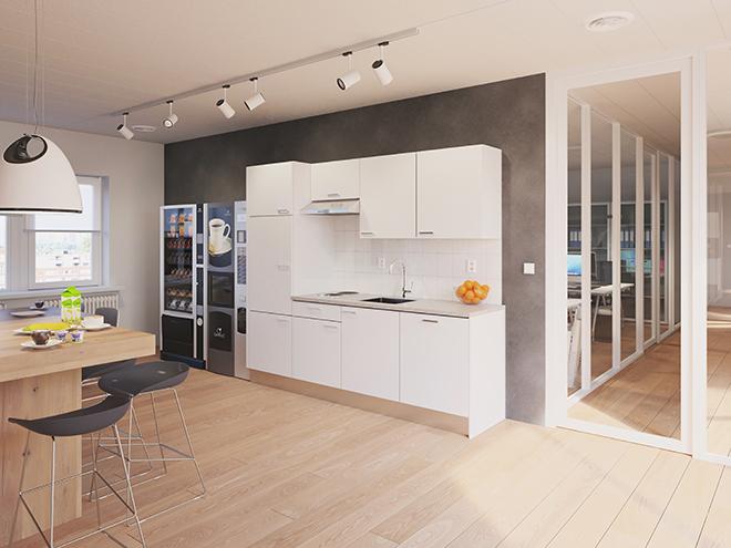 Bribus keuken - keukenontwerp Keukenontwerp 110701 - Studio B