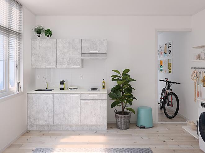 Bribus keuken - keukenontwerp Keukenontwerp 122102 - Studio B