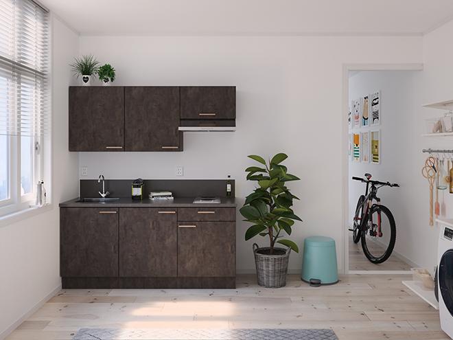 Bribus keuken - keukenontwerp Keukenontwerp 122105 - Studio B
