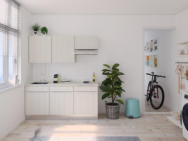 Bribus keuken - keukenontwerp Keukenontwerp 122303 - Studio B